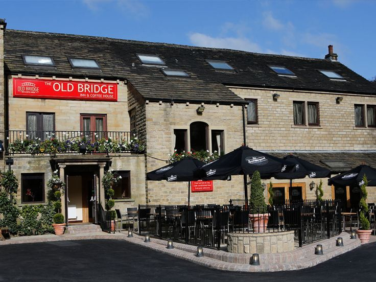 the bridge coffee house UK | Old Bridge Inn and Coffee House, Holmfirth, West Yorkshire, England ...