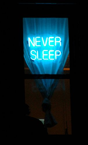 The City That Never Sleeps Neon Quotes Neon Signs Neon