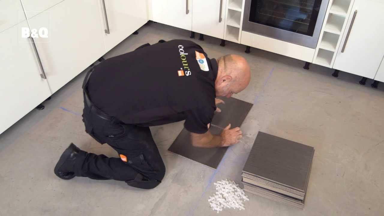 How to tile a floor part 1 preparation project floors watch our step by step video showing how to tile a floor with expert advice and top tips to help you complete the job with confidence dailygadgetfo Choice Image