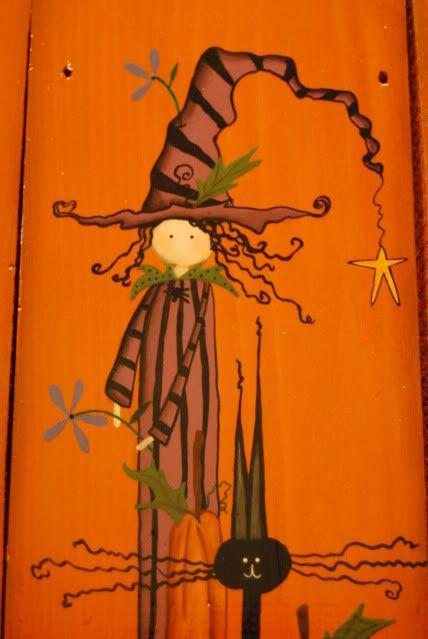 Free Halloween Pumpkin Tole Painting Patterns Large Wired Witch Pumpkin Halloween Painting Tole Painting Patterns Halloween Art