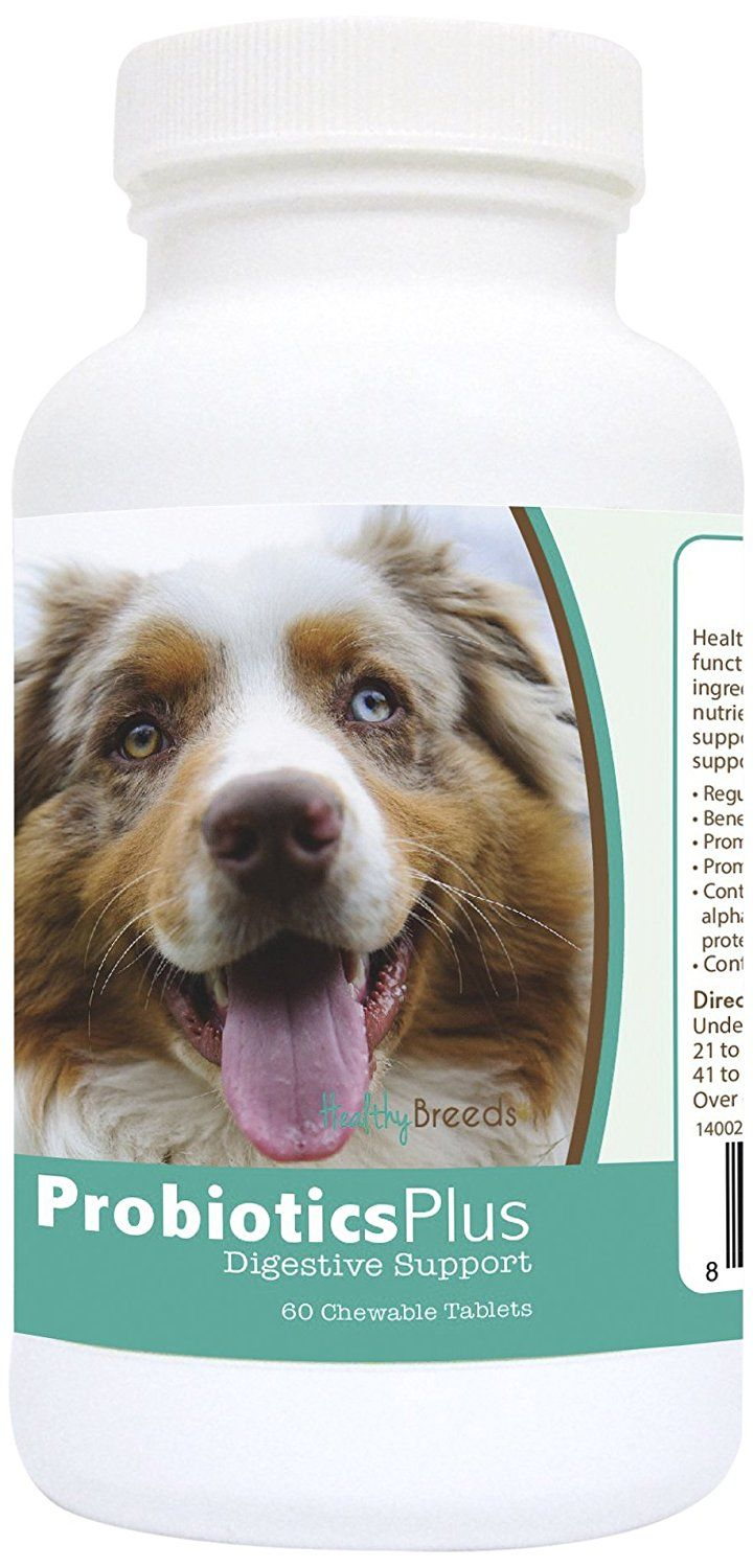 Healthy Breeds Probiotic Plus Digestive Support Chewables