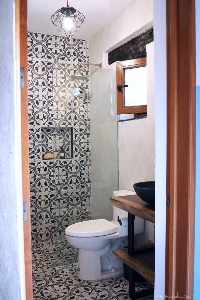 17 Gorgeous Industrial Home Decor Industrial Style Bathroom