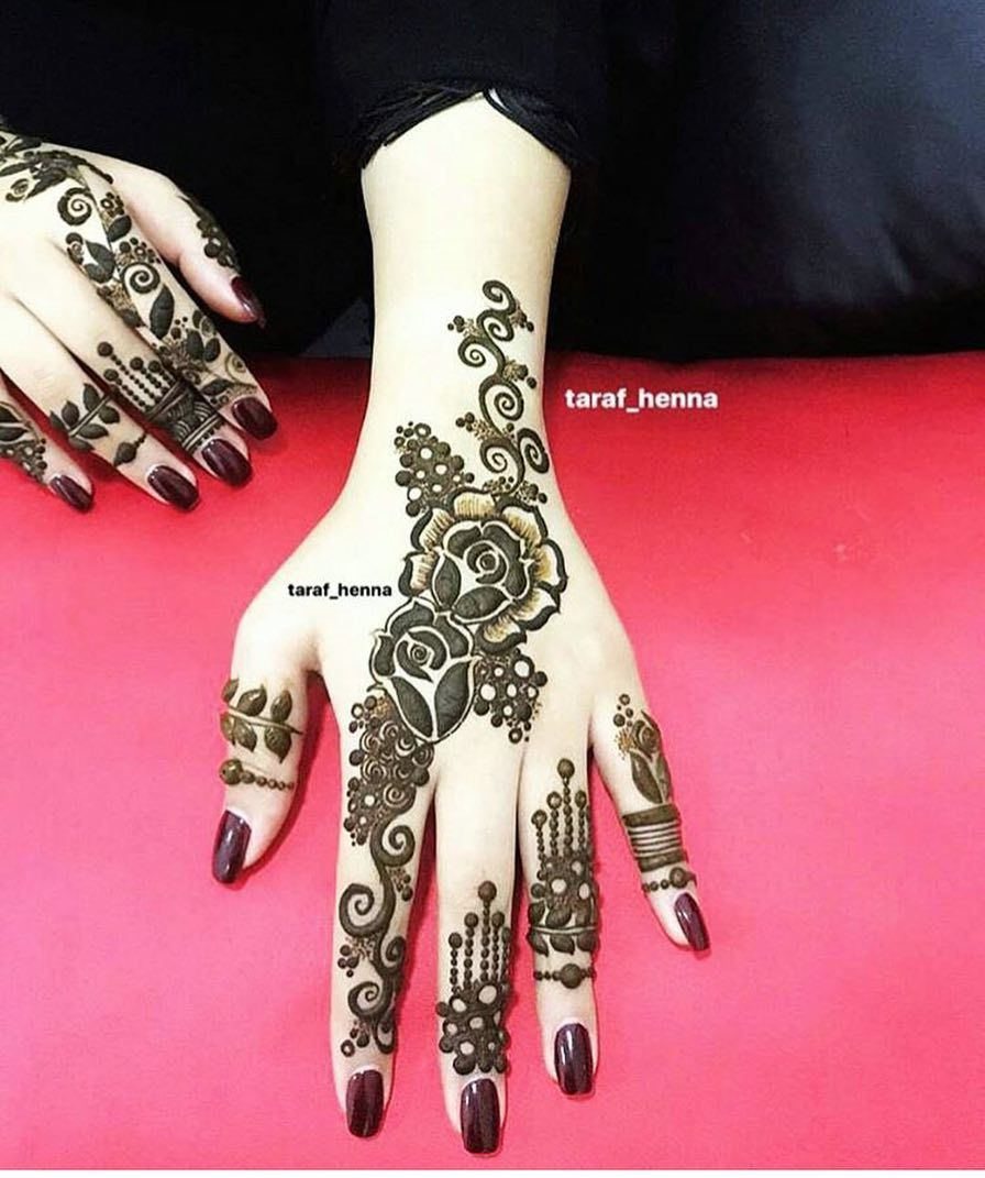 Pin By Zulfa Mj On Henna