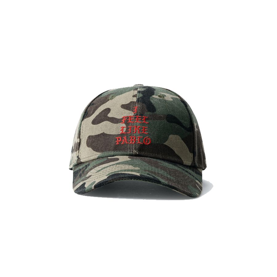 b6da2579c45 2017 New Arrival Men Baseball Cap YEEZY Camouflage Caps I feel like Paul Season  3 Hip hop Kanye West YEEZY Yeezus Baseball Caps Price  USD 24