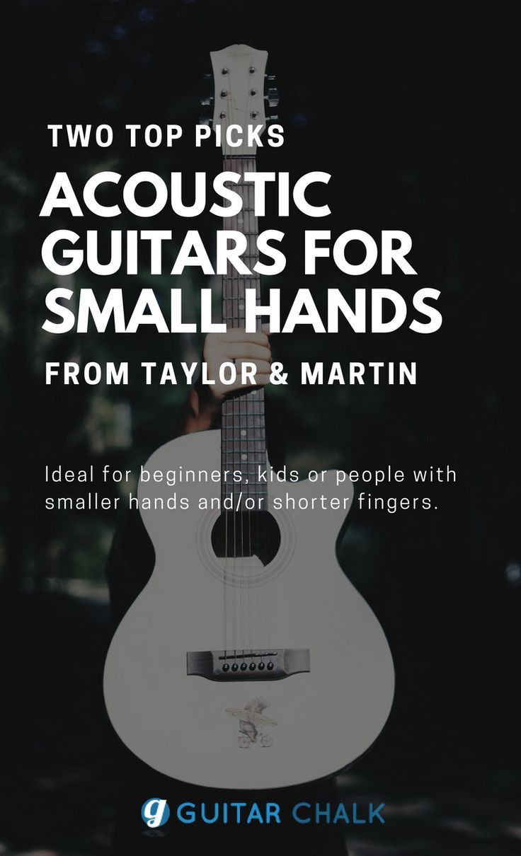 Best Acoustic Guitar For Small Hands Two Favorite Options Guitar Kids Best Acoustic Guitar Learn Guitar