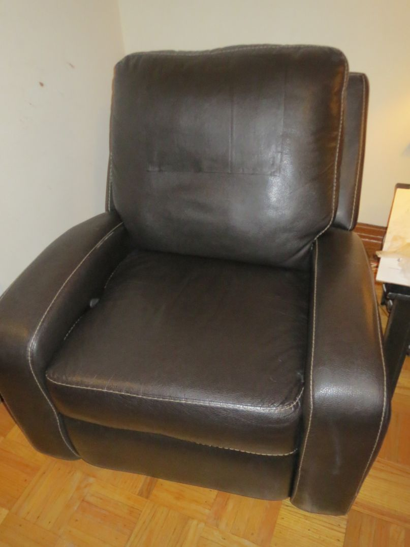 Pleather Chair Repair & Pleather Chair Repair | Chair repair DIY furniture and Recliner