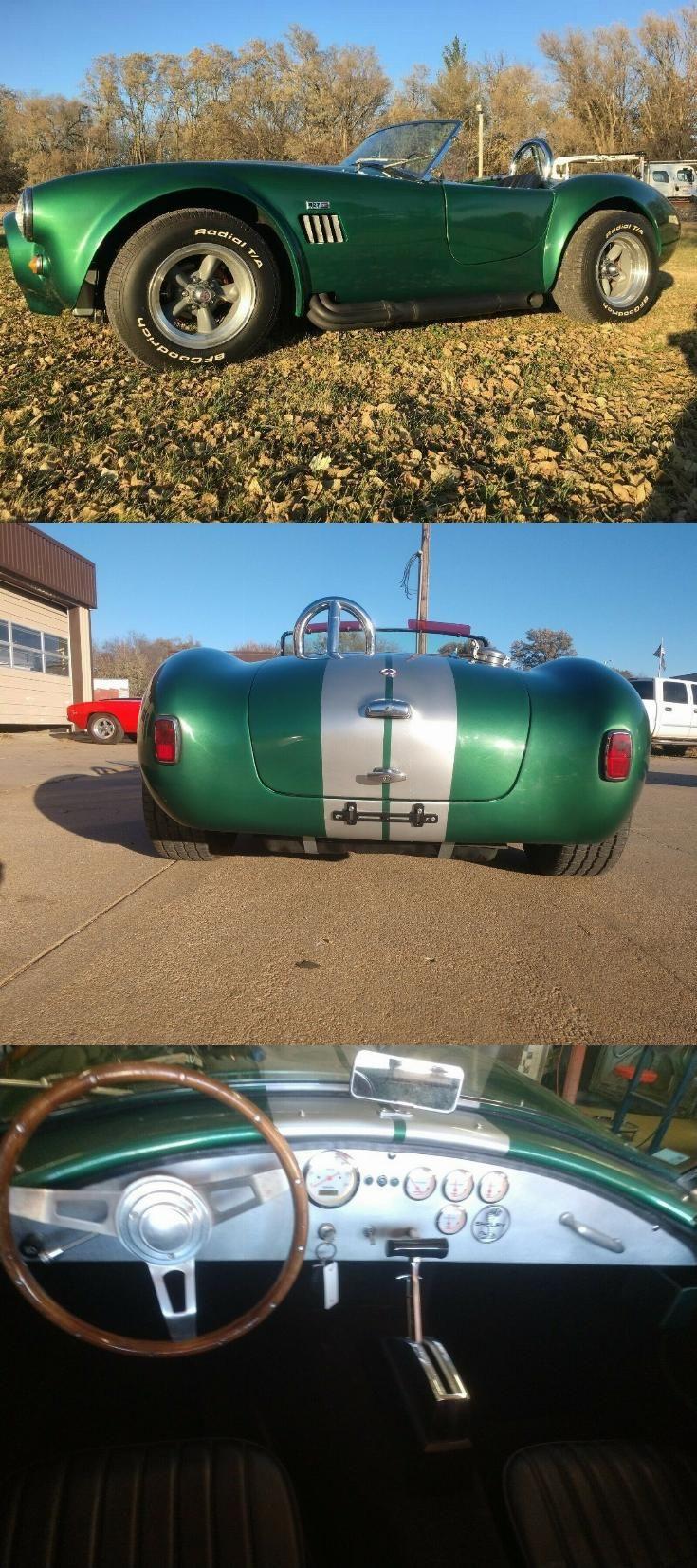 sharp 1965 AC Cobra 427 Replica Ac cobra 427, 427 cobra