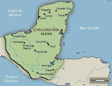 Cultura Maya | elhistoriador.es