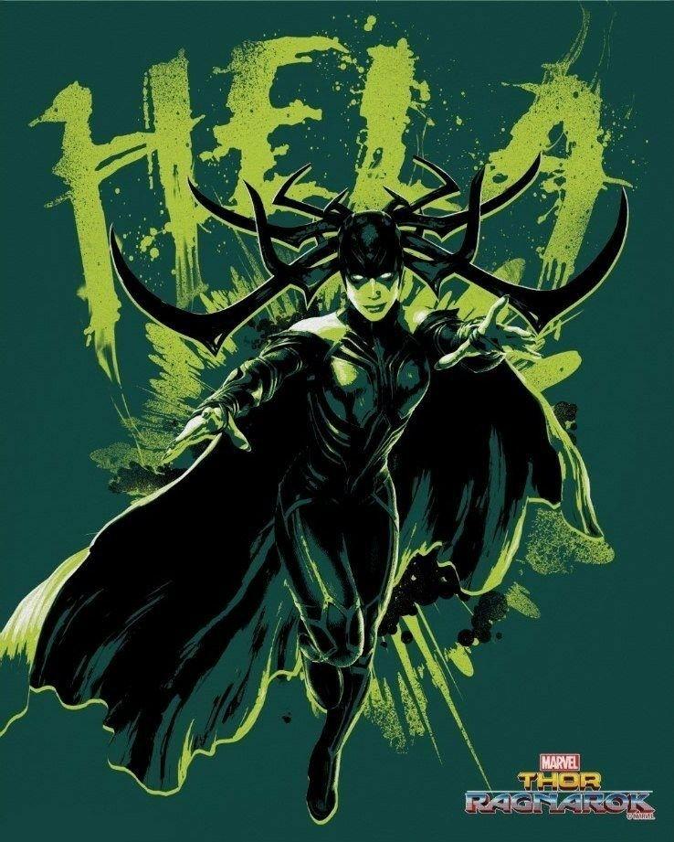 Thor: Ragnarok - Promo poster