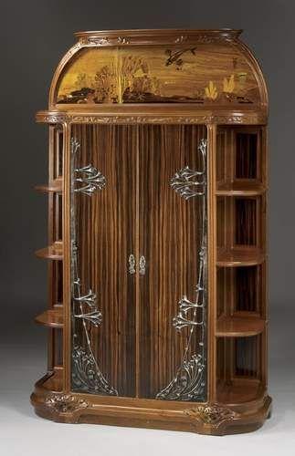 Mebel Art Nuvo Ecole De Nancy Art Deco Art Nouveau Et Mobilier De Salon