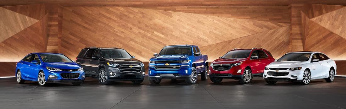 Check Out The 2018 Chevrolet Car Models Starting Prices In