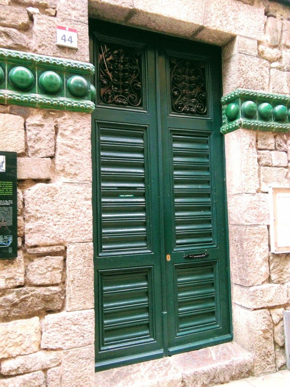 Porta A Camprodon Girona Catalunya