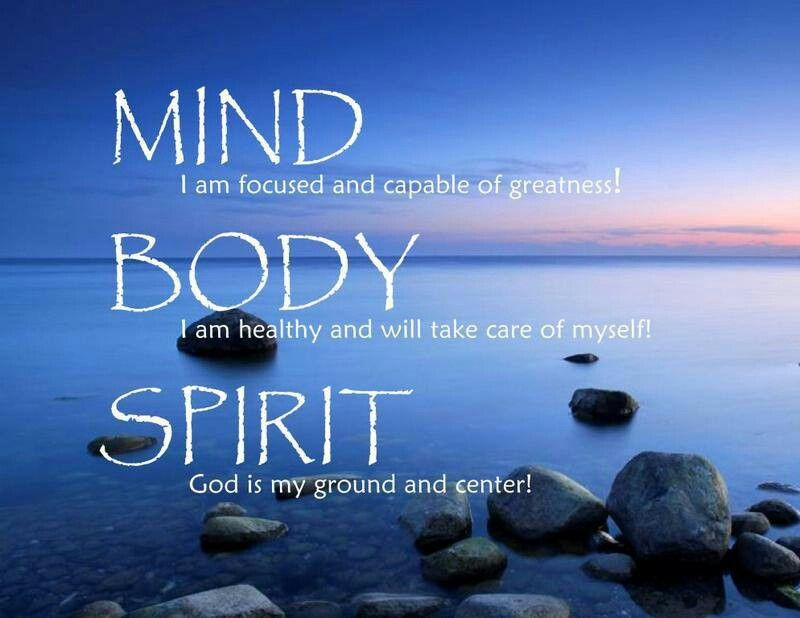 Mind Body Spirit Awakening Warrior Experience Mindfulness