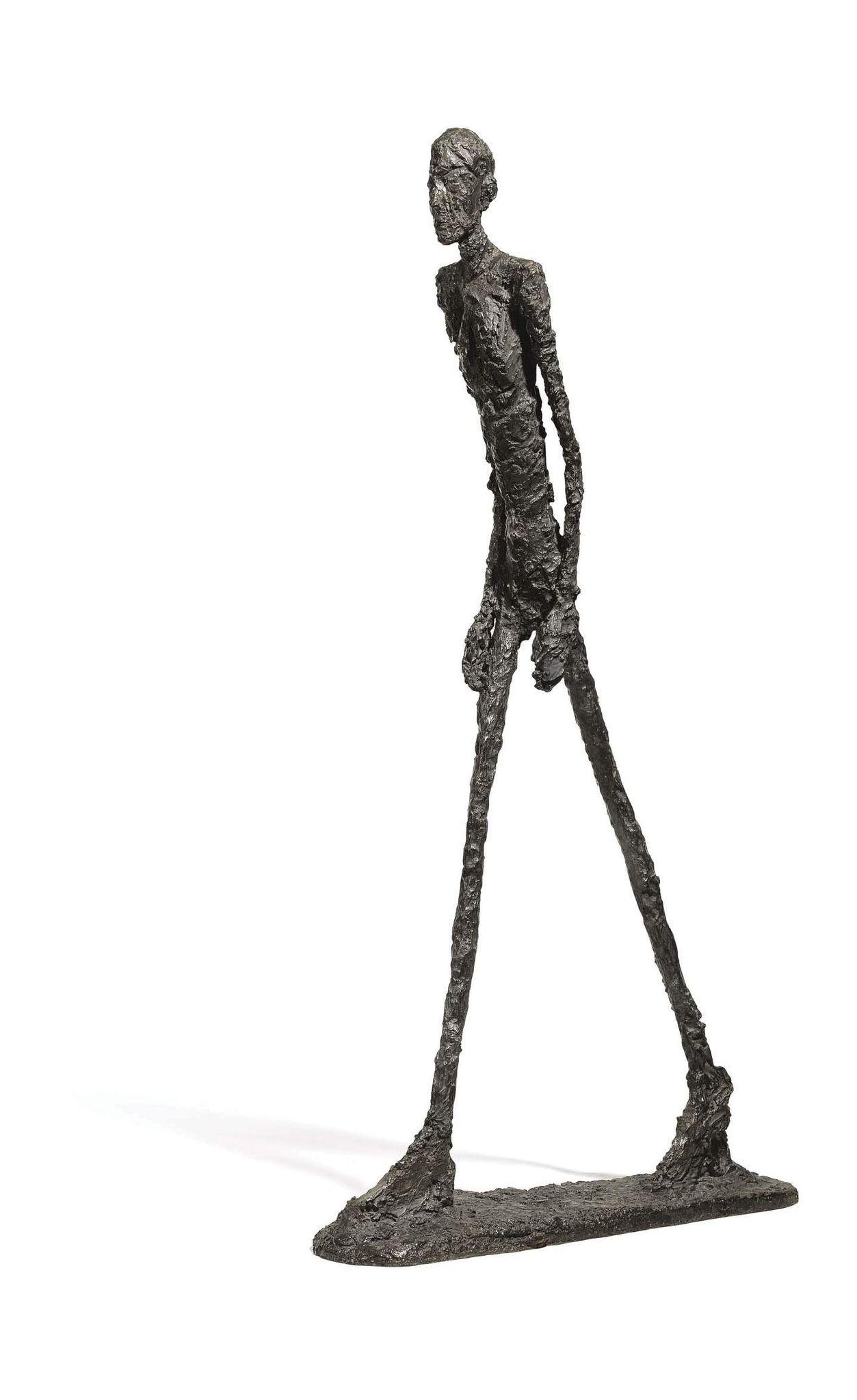 Alberto Giacometti, L'Homme Qui Marche | Alberto ...