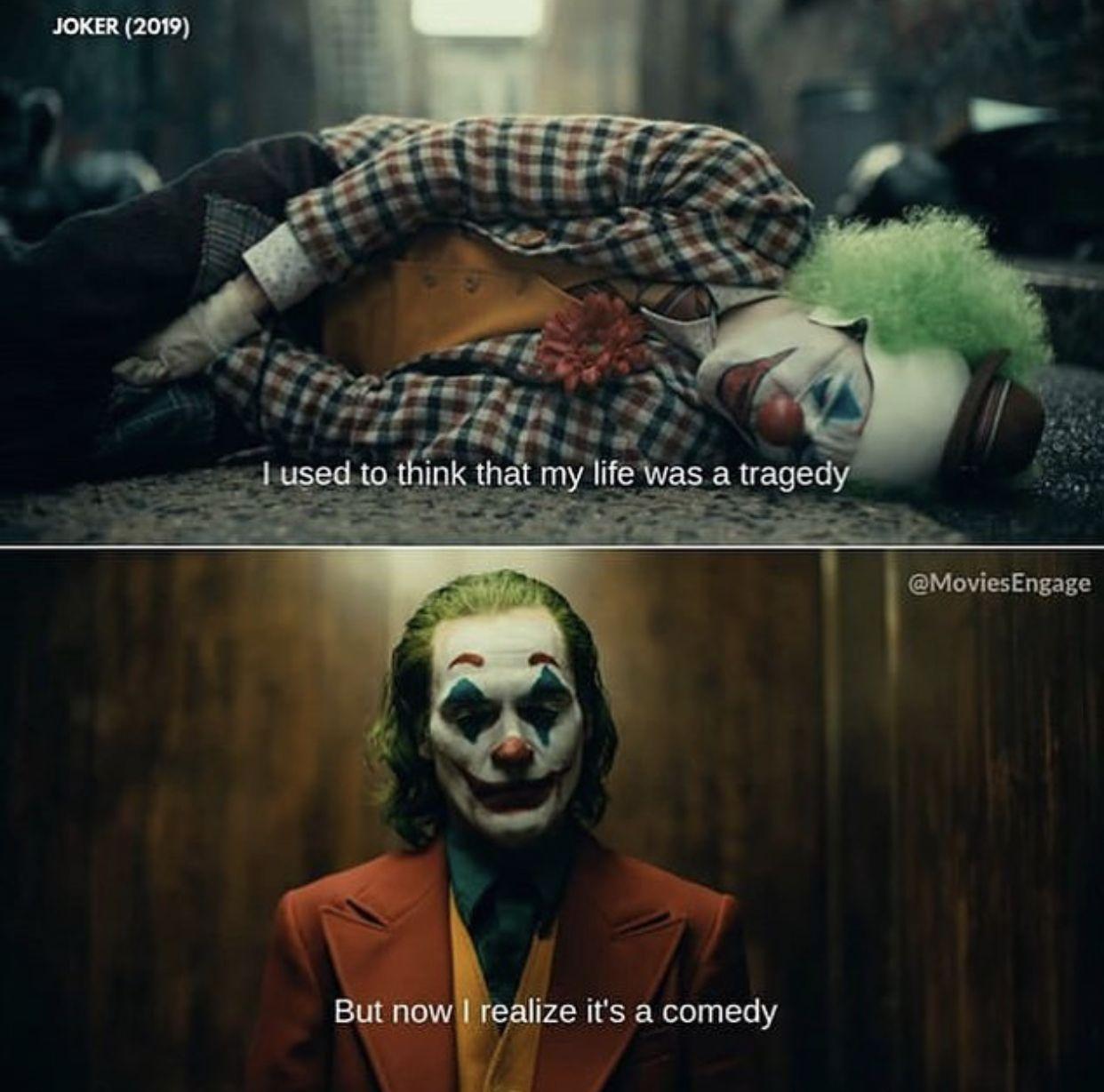 Joaquin Phoenix Joker Oscar Meme