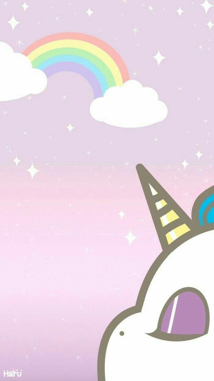 Wallpaper iphone unicorn tumblr - Unicornio Little Unicorna Unicornunicorn Birthdaycute Wallpapersiphone