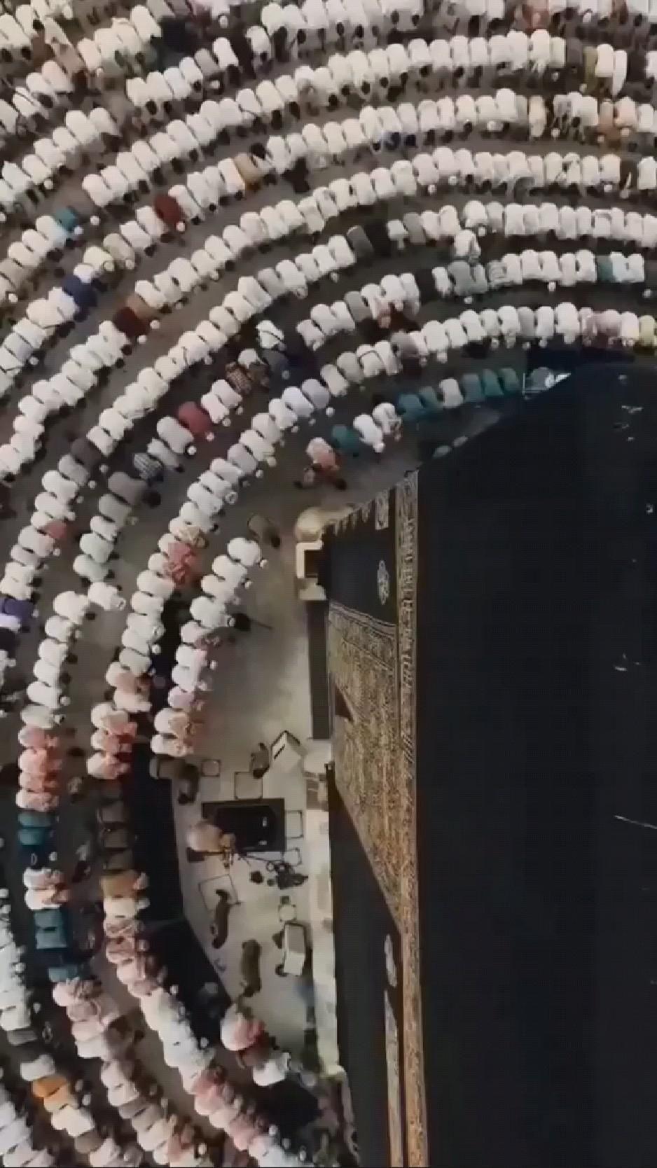Masjid Al Haram Makkah Saudi Arabia