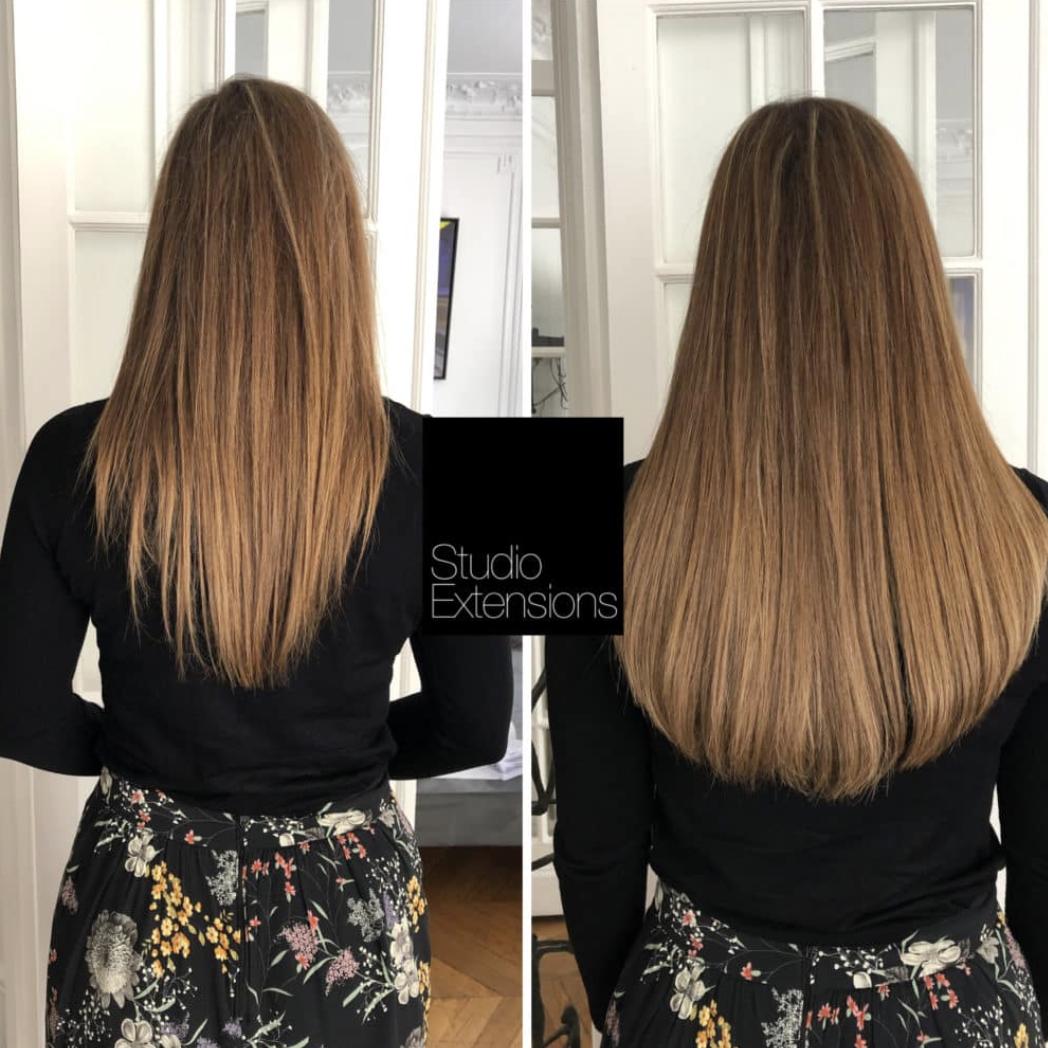 45++ Longueur de cheveux par mois le dernier