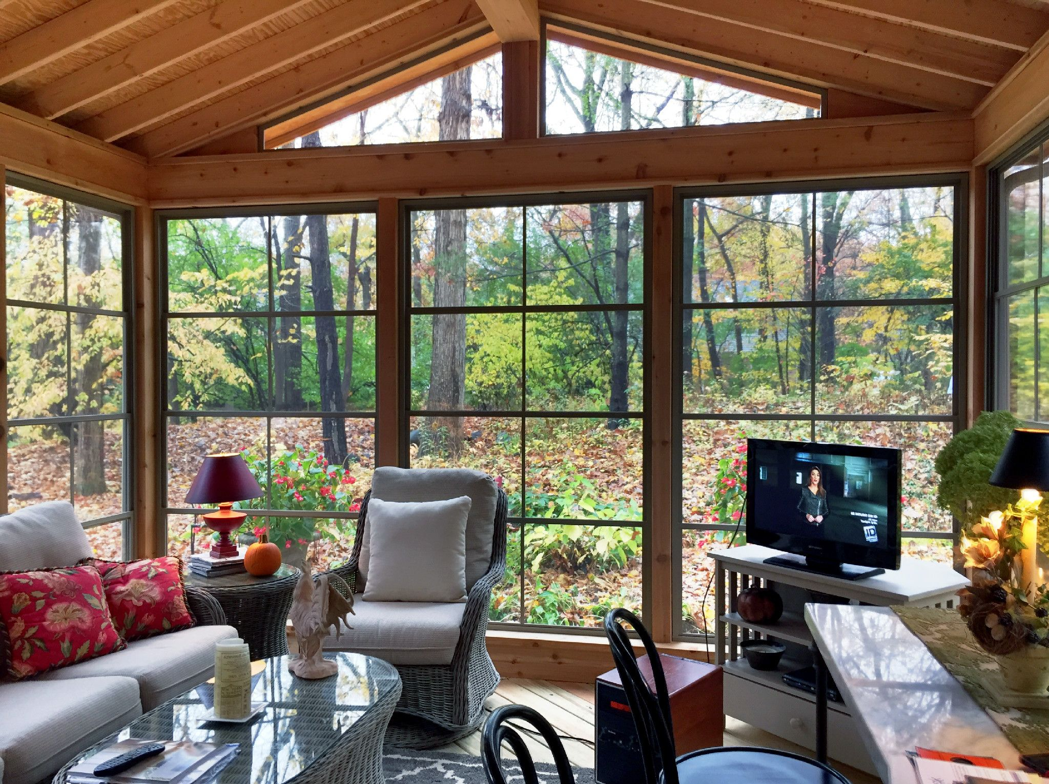 Screen Porch Design Similar To Sunroom By Archadeck Of Chicagoland Screened Porch Designs Porch Design Sunroom Designs