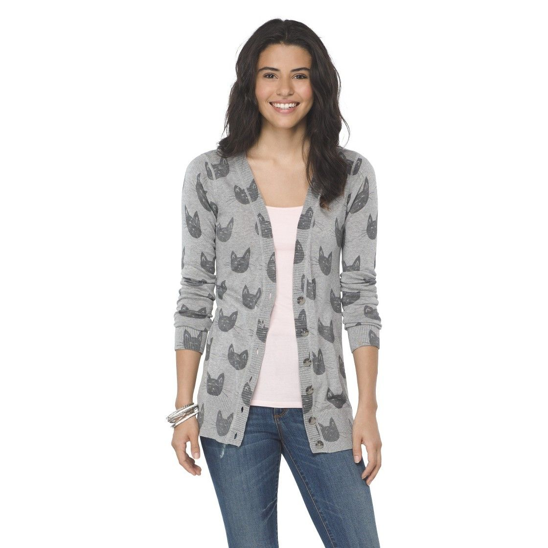 Love Callie's duck cardigan? It's from Target and on sale! Printed ...