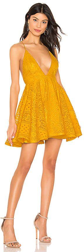 1024939ea4065 Michael Costello X REVOLVE Tahlia Dress in 2019 | Products | Dresses ...