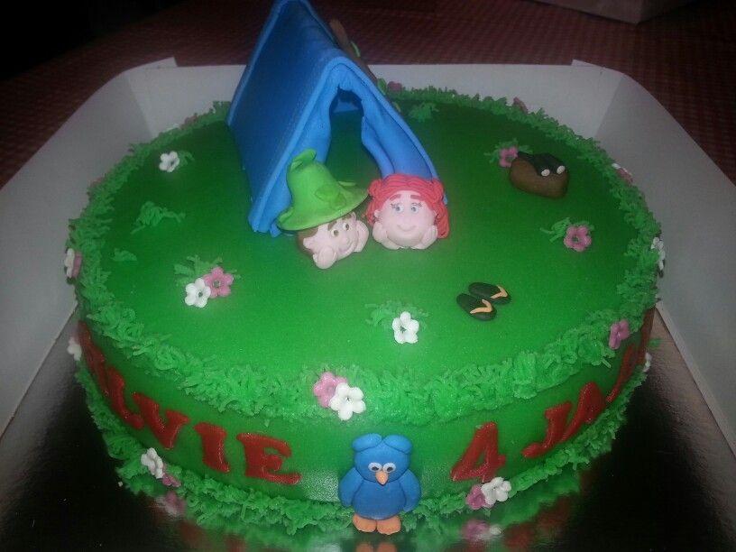 Zandstuve taart