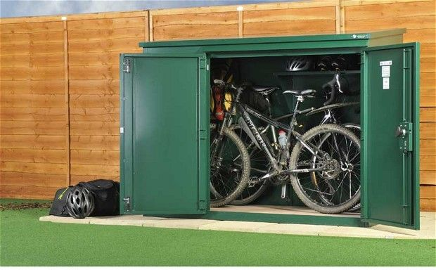 Charmant The Five Best Bike Storage Solutions. Outdoor Bike StorageBicycle ...