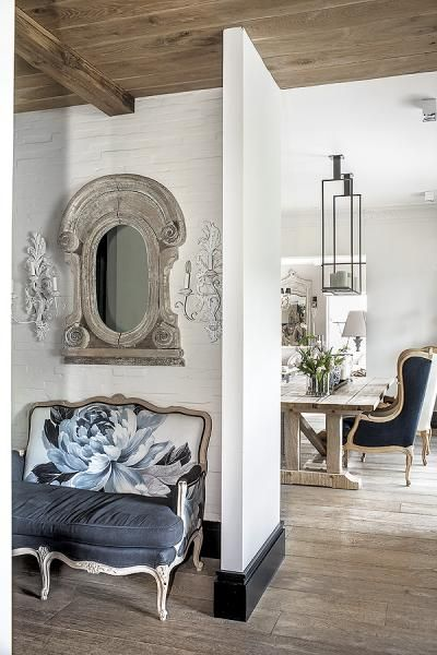 Best Of Country Houses Decoration Ideas