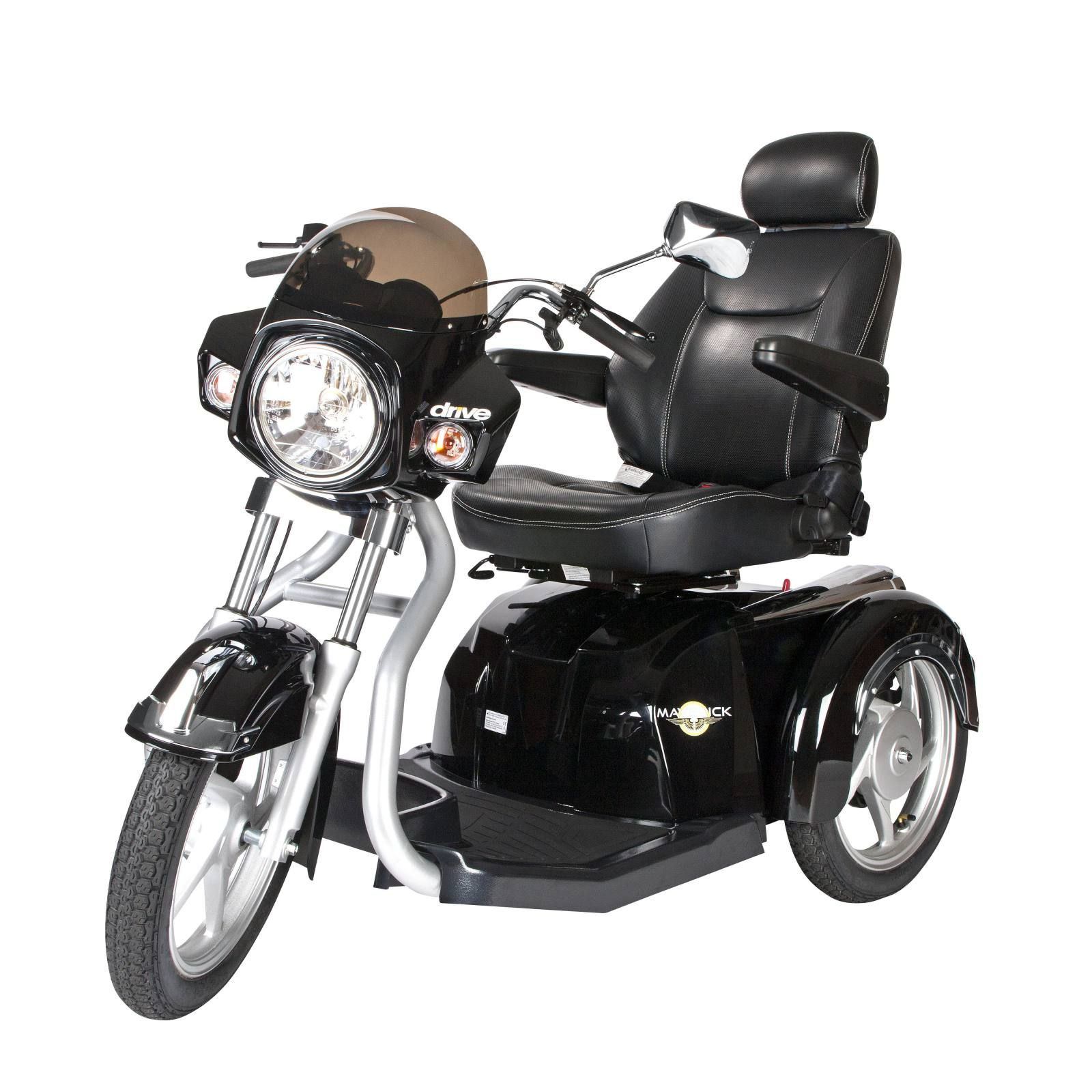Maverick Executive Three Wheel Power Scooter for sale in