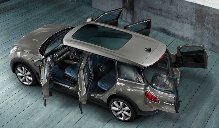 2016 Mini Clubman In Melting Silver Metallic Misc Fun Mini
