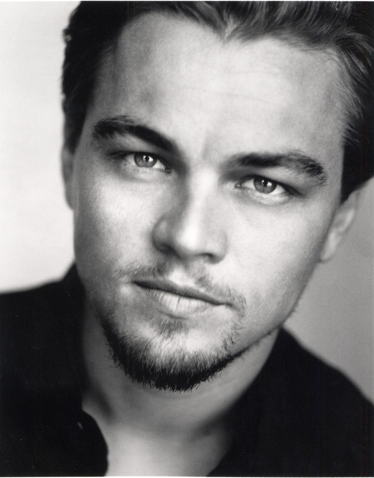 """Leonardo Dicaprio/••••he'll always have a """"pretty boy"""" face no matter how they try to """"tough"""" him up"""