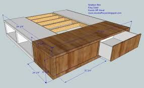 Image Result For King Size Bed Frame Dimensions King Storage Bed