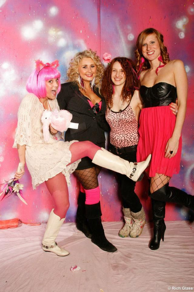 This party is dedicated to Pink and its an Annual Fundraiser for Cancer!