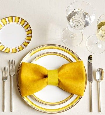 Reception - Dining - Place Setting