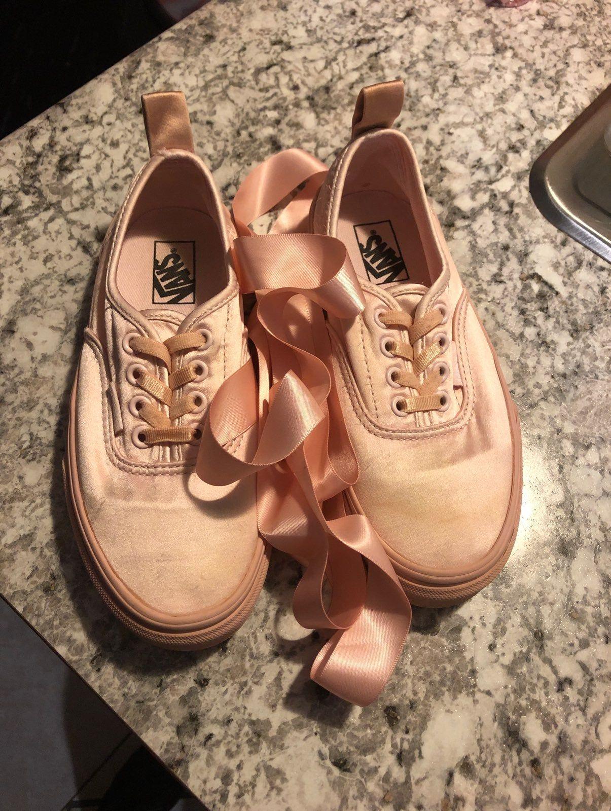 vans size 2 shoes