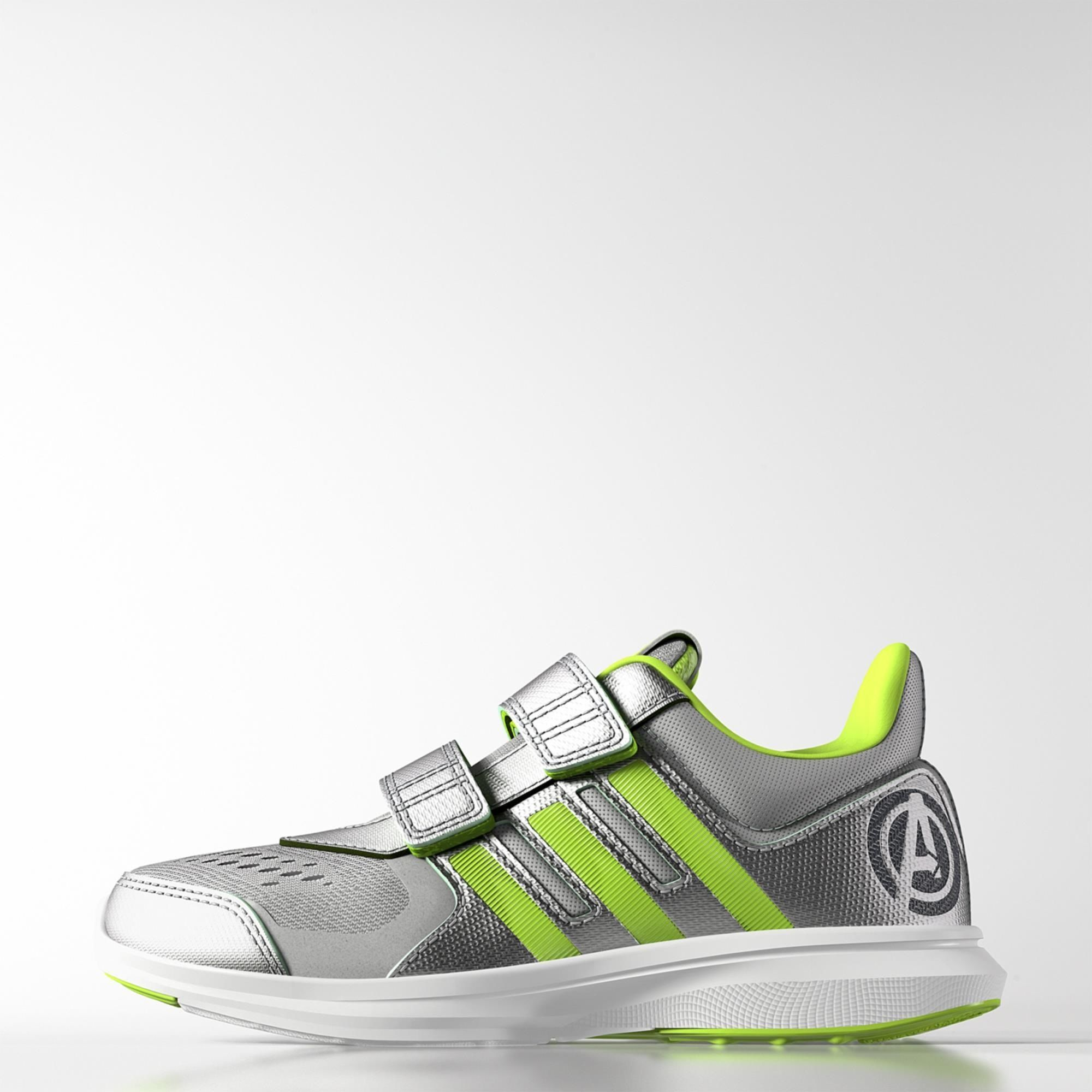 558f7169b91 adidas - Tênis Disney Hyperfast Vingadores CF Infantil