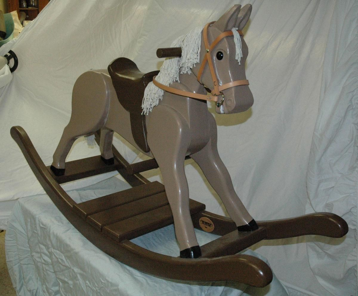 Wooden Rocking Horse Plans Fine Woodworking Rocking Horse