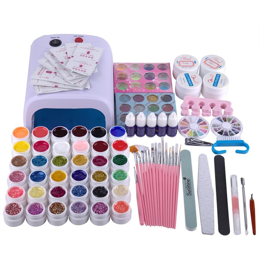 37.55$ Buy here - Y&Y 139 Items Luxury Pack Manicure Nail Art Tools ...