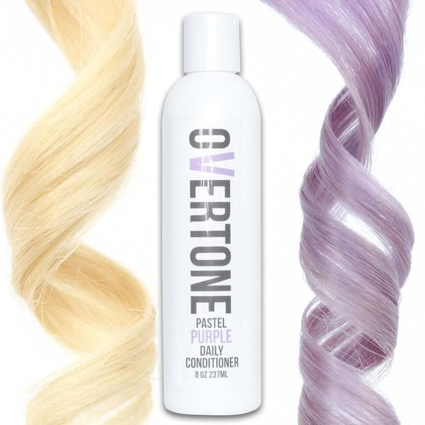 Pastel Purple Complete Conditioner System For Pastel Hair At Home In 2020 Dyed Hair Purple Pastel Purple Hair Lavender Hair Dye