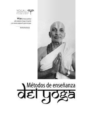 Manual de  enseñanza del Yoga