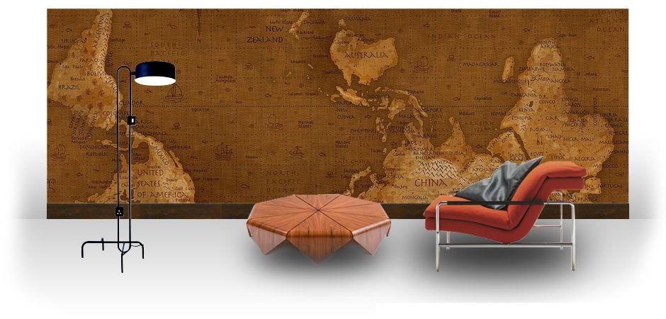 Maps - Robin Sprong Surface Designer