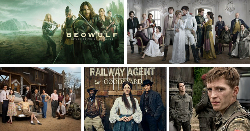 January TV premieres not to miss TheFuss.co.uk