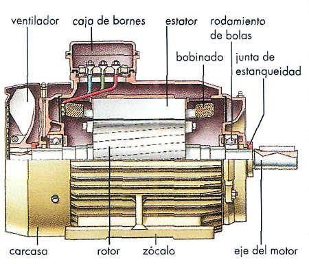Pin En Motoreselectricos