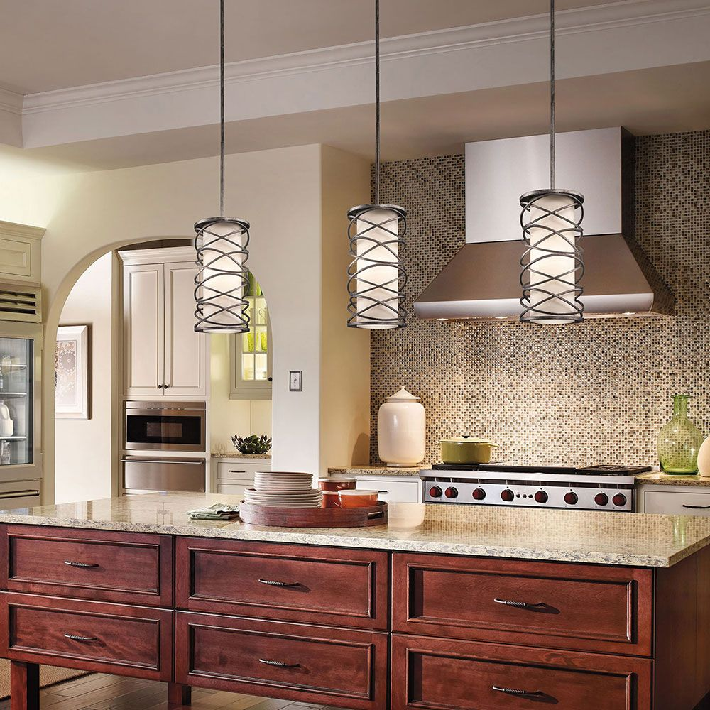 Light Fixtures Kitchen: Pin By Lighting Specialists On Island Lighting