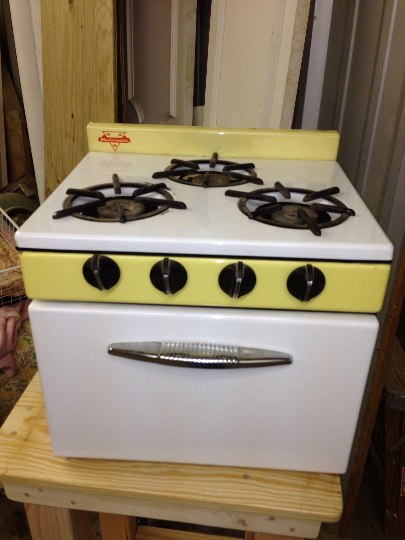 Rv Stovesovens Microwaves Parts Ppl Motor Homes >> Modernaire Oven And Stove 195 Hinz 57 Att Net Scotty Interior