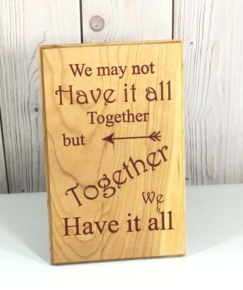 Valentines Gifts for Her, Wood Carved Signs, Wooden Wall Art, Home ...