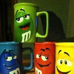 M & M Coffee Mugs