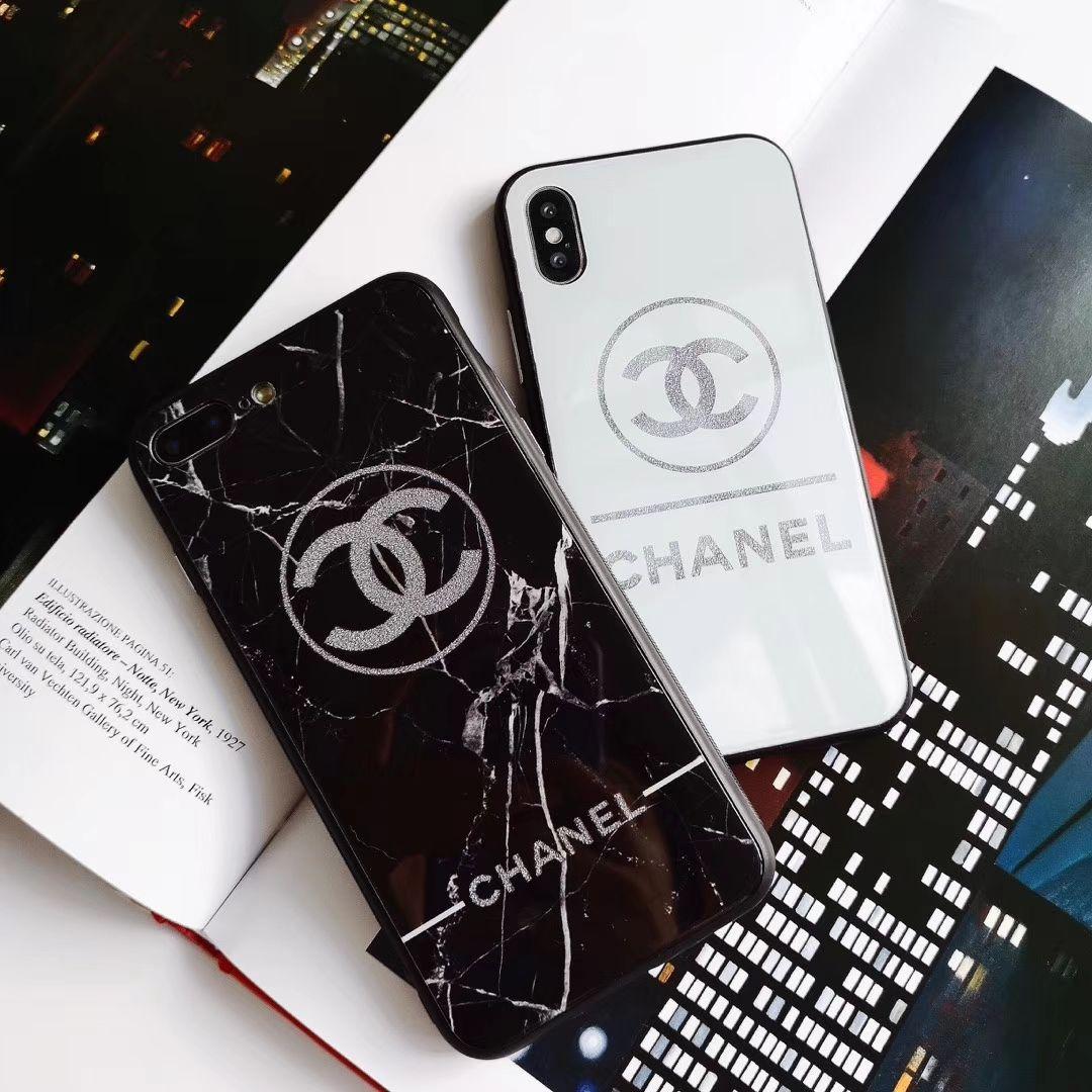 2023 unique chanel matte hard back cases for iphone 11