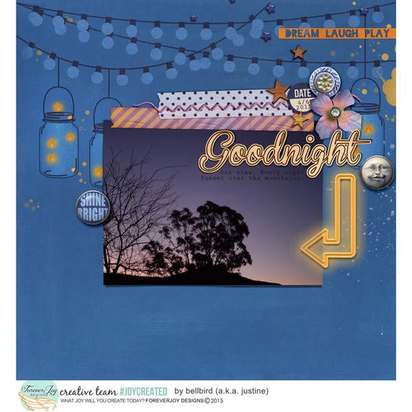 every night  sunset over the mountains  ForeverJoy Designs - Night Lights papers and pretties from BYOC August at TheLilyPad http://the-lilypad.com/store/FOREVERJOY-NIGHT-LIGHTS-PP.html http://the-lilypad.com/store/FOREVERJOY-NIGHT-LIGHTS-EL.html #joycreated