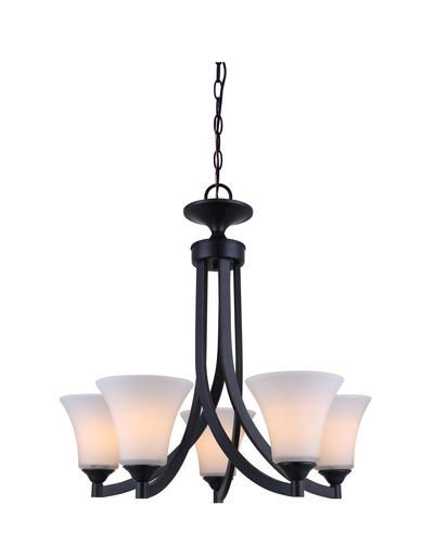 Patriot Lighting Chandelier: Patriot Lighting® Cody Rubbed Antique Bronze 25